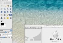 Gimp in Mac Lion nutzen